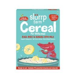 Cereal for Kids 200 gms (Ragi, Rice and Banana)