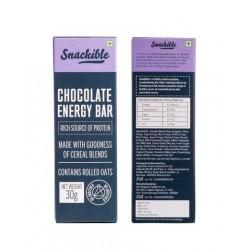 Chocolate Energy Bars 30 gms