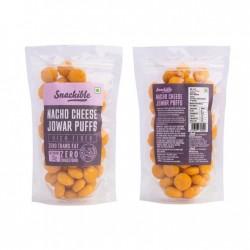 Nacho Cheese Jowar Puffs 35 gms (Gluten Free)