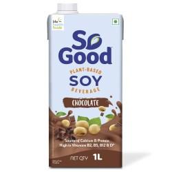 Plant Based Soy Chocolate Milk (Gluten Free) 1L