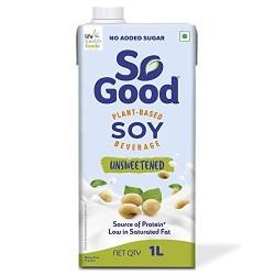 Soy Milk Unsweetened 1 Liter