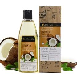 Coldpressed Coconut Carrier Oil 225 ml (Vegan)
