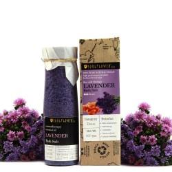 Lavender Bath Salt 500 gms (Vegan)