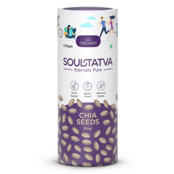 Organic Raw Chia Seeds 200 Gms