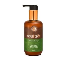 Hibiscus Shampoo with Honey and Aloe Vera for All