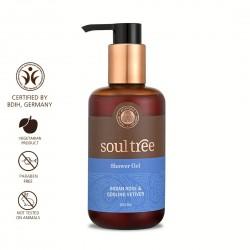 Indian Rose and Cooling Vetiver Shower Gel 250 ml