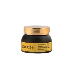Nourishing Cream Saffron and Almond Oil with Natur