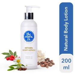 Natural Body Lotion 200 ml