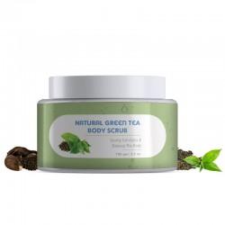 Natural Green Tea Body Scrub 100 gms