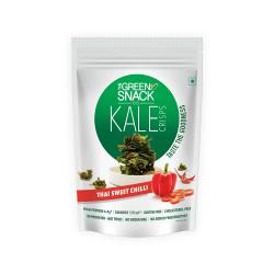 Kale Crisps Thai Sweet Chilli 30 gms (Gluten-Free)