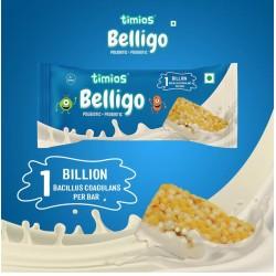 Belligo Immunity Bars for Kids (Gluten Free) 25 gms