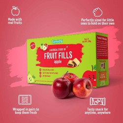 Fruit Fills Apple Made with 100% fruit| Anytime Sn