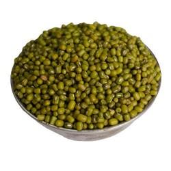 Organic Green Gram Whole (Moong Sabut) 1 kg