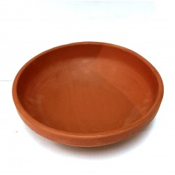 Clay (Mitti) Bowl  7 inches