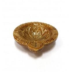 Clay Ceramic Diya | Deepak | Oil Lamp