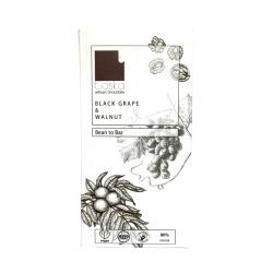 Black Grape and Walnut Chocolate (Vegan) 70 gms