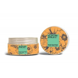 Foot Butter with Orange and Pachouli 80 gms