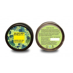 Under Eye Gel with Cucumber and Green Tea Extract