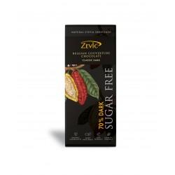 70% Dark Belgian Chocolate with Stevia 40 gm