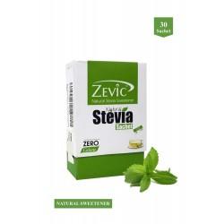 Natural Stevia Sachets Zero Calorie 30 Pcs