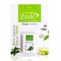 Stevia Tablets Zero Calorie 100 Tablets