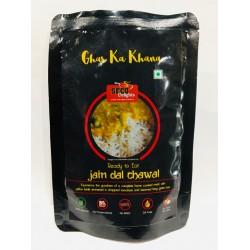 Ready to Eat Jain Dal Chawal 68 gms