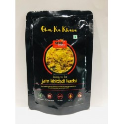 Ready to Eat Jain Khichdi Kadhi 48 gms