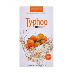 Fruit Infusion Orange Spicer 25 Heat Sealed Envelo