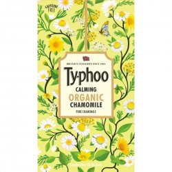 Calming Organic Chamomile 20 Sachets